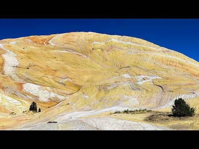 Yellow Rock – Grand Staircase Escalante National Monument