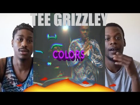 "Tee Grizzley ""Colors"" (WSHH Exclusive - Official Music Video) - REACTION"