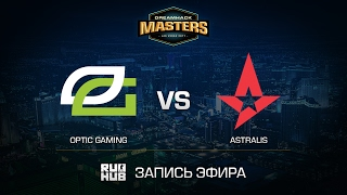 OpTic Gaming vs Astralis - DH Las Vegas - de_nuke [yxo, Enkanis]