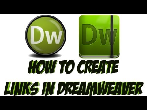 indreamweaver - In this video tutorial I show you how to link pages in Adobe Dreamweaver. I show you how to link to external websites, as well as internal links to other pag...