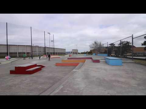 League City Skate Park!