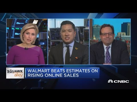 Delivery is the new growth driver for Walmart and others: Expert