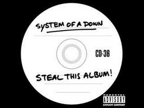 System Of A Down - 36 lyrics