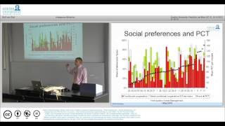 MOOC Social Psychology Lecture 10 Intergroup Behavior