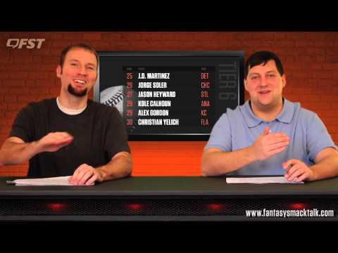 2015 Fantasy Baseball Outfield Rankings thumbnail