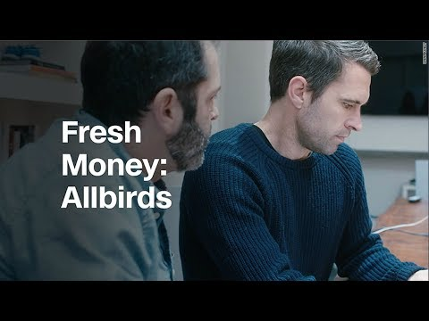 Allbirds founders: Shoes hadn't kept up with modern ...
