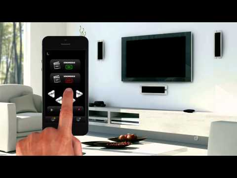 Video of mediola® a.i.o. remote