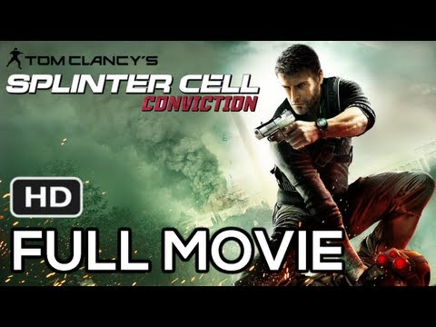 SPLINTER CELL: CONVICTION - FULL MOVIE [HD] - Full Game Walkthrough (Realistic Difficulty) (видео)