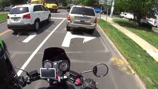 5. 2014 HONDA CB1100 RIDE AND REVIEW ON LONG ISLANDS NORTH SHORE