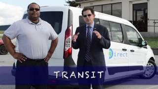 Direct Mobile Transit Chalk Talk with Ciro Poppiti