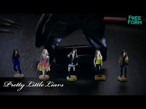 Pretty Little Liars Season 7B Teaser 'End Game'