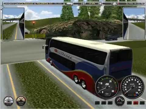 18 Wheels of Steel Haulin bus venezuela