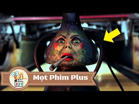 10 Con Ma Đồ Vật Kì Quái Nhất Trên Màn Ảnh Có Trong Nhà Bạn | Best Weird Ghosts In Horror movies - Thời lượng: 12 phút.