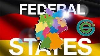 Video STATES (Bundesländer) of GERMANY EXPLAINED (Geography Now!) MP3, 3GP, MP4, WEBM, AVI, FLV Maret 2019