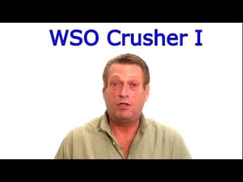 WSO Crusher I WSO Review for