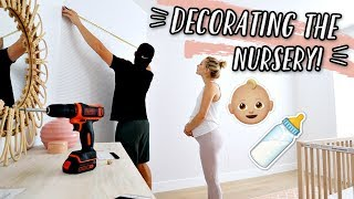 Video DECORATING OUR BABY NURSERY! MP3, 3GP, MP4, WEBM, AVI, FLV Juli 2019