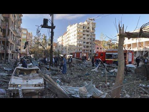 Τουρκία: Τουλάχιστον 8 οι νεκροί και 100 οι τραυματίες από την έκρηξη στο Ντιγιαρμπακίρ – world