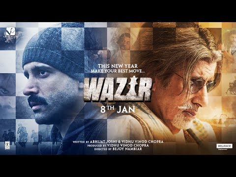 Wazir Movie Picture