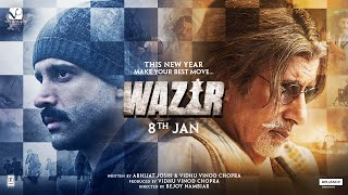 Nonton Wazir - Official Trailer | January 8, 2016 Film Subtitle Indonesia Streaming Movie Download