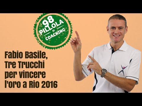 Fabio Basile, Tre Trucchi per vincere l'oro a Rio 2016 (Strategie da Atleta Vincente)