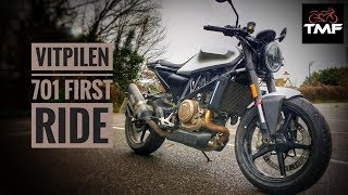 3. 2019 Husqvarna 701 Vitpilen Review