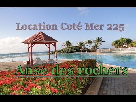 Video pour: Guadeloupe Location studio Cote mer