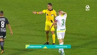 Chapecoense 0 x 1 Corinthians   Melhores Momentos COMPLETO Campeonato Brasileiro 20172