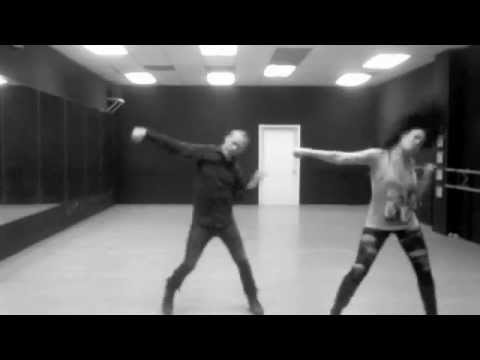 Lady Gaga – Marry the Night Choreography