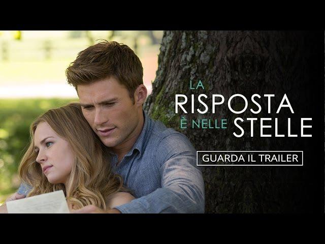 Anteprima Immagine Trailer La risposta è nelle stelle, trailer