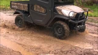 9. Kubota X1120D is the top-selling diesel utility vehicle