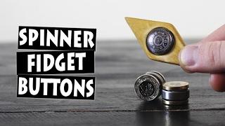 Video DIY Hand Spinner Fidget Toy Finger Buttons MP3, 3GP, MP4, WEBM, AVI, FLV September 2017