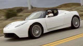 2009 Tesla Roadster - CAR And DRIVER