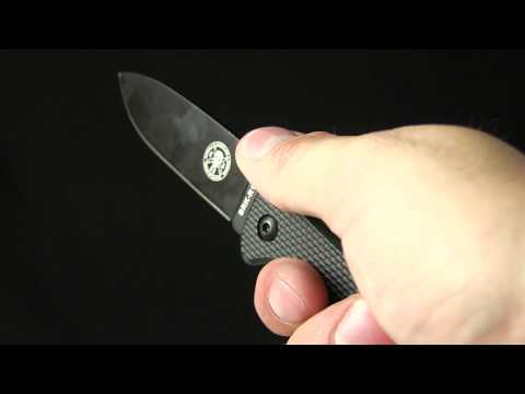 "ESEE Zancudo Framelock Folder Black Knife (2.94"" Stonewash Plain)"