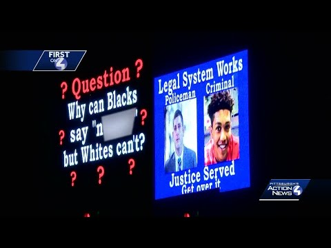 Billboard featuring Antwon Rose, Michael Rosfeld sparks controversy