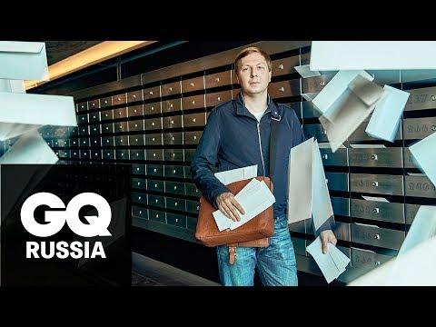 Бизнесмен года GQ 2017: Дмитрий Гришин (Mail.ru) объясняет, почему не стоит бояться роботов (видео)