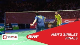Video MS | SHI Yuqi (CHN) [7] vs LIN Dan (CHN) [6] | BWF 2018 MP3, 3GP, MP4, WEBM, AVI, FLV November 2018
