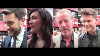 The Bad Education Movie – Interviews Jack Whitehall, Sarah Solemani, Iain Glen, Jeremy Irvine