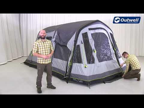 Video de montage des tentes gonflables Outwell