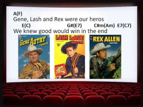 Last of the Silver Screen Cowboys