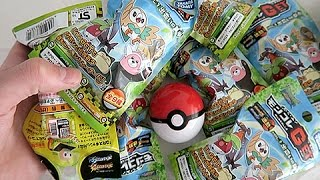 Pokemon Center Exclusive Blind Bags Opening by Unlisted Leaf