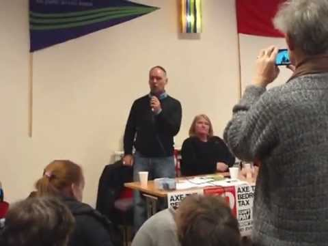 tommy sheridan - grassroots socialism at it's best.