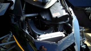 9. Ski-Doo GSX 1200 4TEC Cooling kit