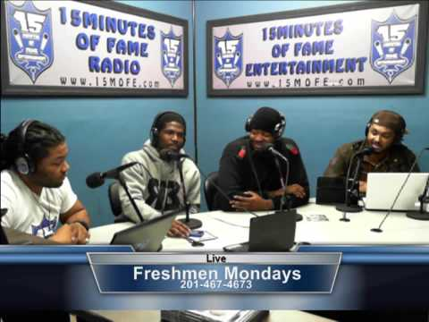 Tsu Surf interview on 15 Minutes Of Fame Radio #FreshmenMondays