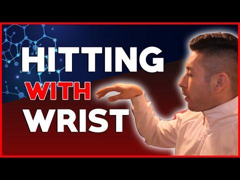 Поппинг: движение руками. Урок видео обучения.