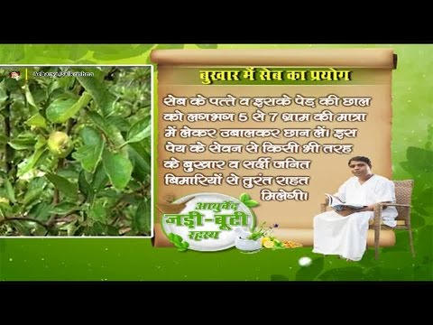 Ayurvedic Benefits of Apple for Viral Fever
