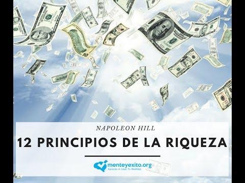 Los 12 Principios De La Riqueza