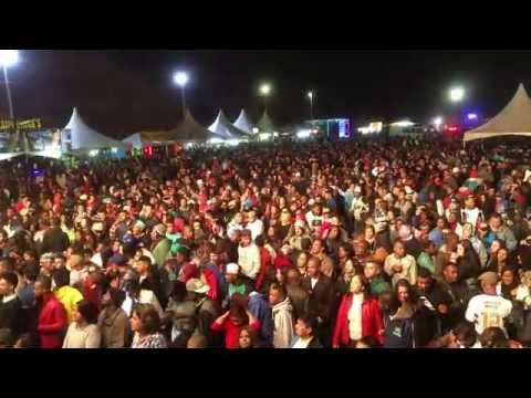 Ara Ketu 2008 Voz da Multidão- Ewbank da Câmara