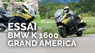 2. Essai BMW K 1600 Grand America