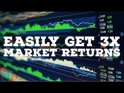 HOW TO GET 300% MARKET RETURNS: Beating the Market with Leveraged ETFs