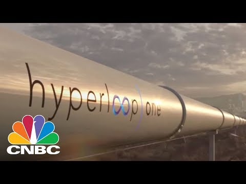 Sherpa Capital Co-Founder Shervin Pishevar: Hyperloop Is Not Just A Fantasy, It's Real | CNBC